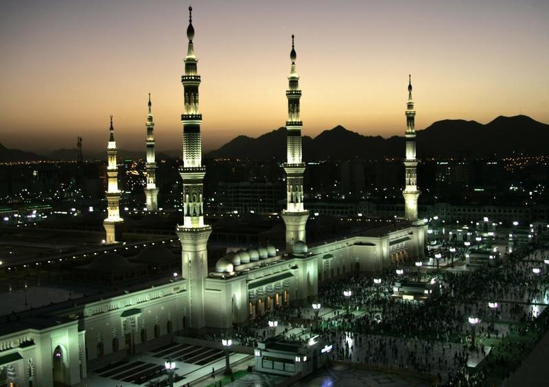 Suicide Bombers Hit Three Saudi Cities