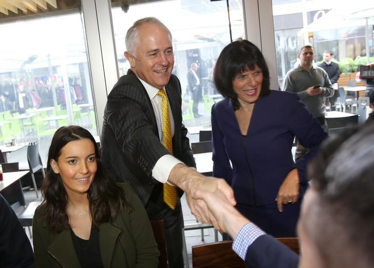 Australian PM Turnbull's Coalition Set to Win Federal Election