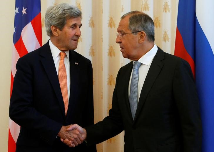 After Kerry's Moscow Visit, Hint of a US-Russia Thaw Over Syria