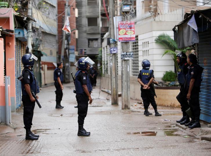 Bangladesh: Nine Militants Killed in Police Raid