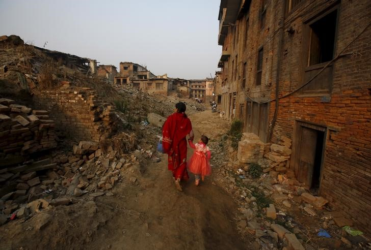 Increase in Trafficking Feared in Nepal as Quake Survivors Struggle with Debt