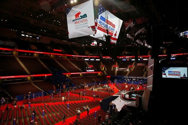 Cleveland Convention: Republicans All Set to Nominate Trump
