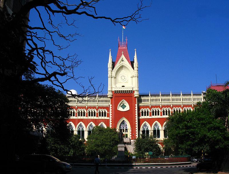 Calcutta high court. Credit: Avrajyoti Mitra/Flickr CC BY-SA 2.0