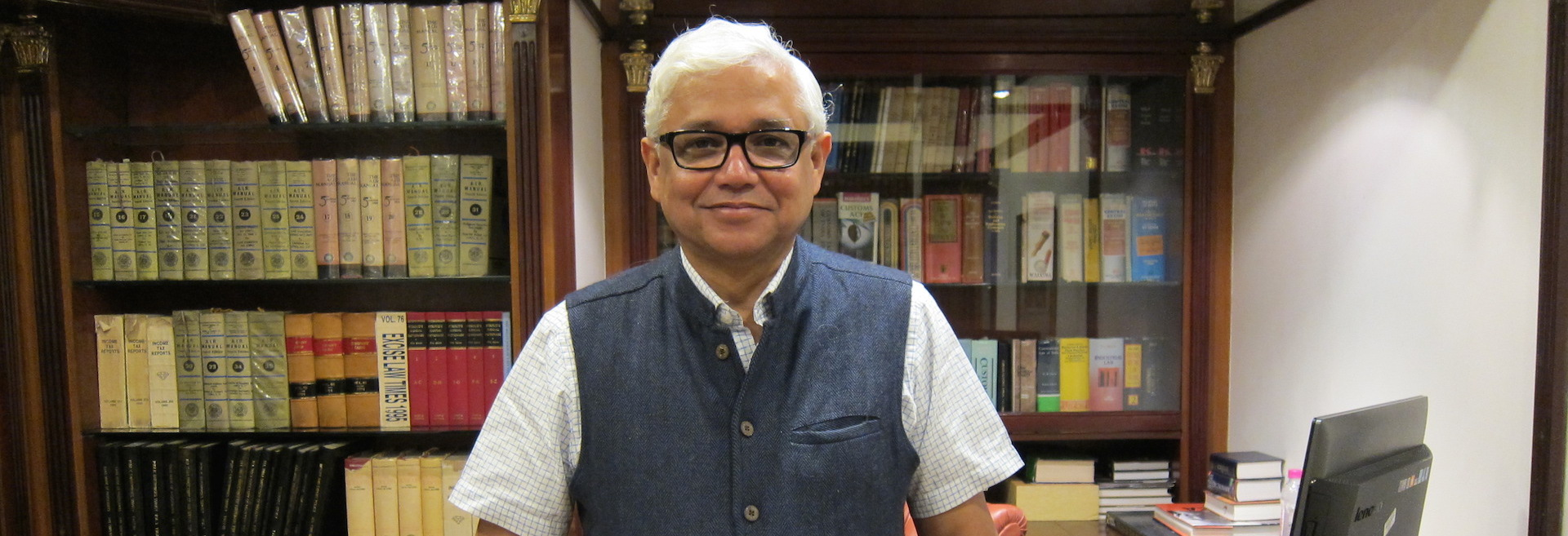 Interview: Amitav Ghosh on the Novels, Commerce and Sociology of Climate Change