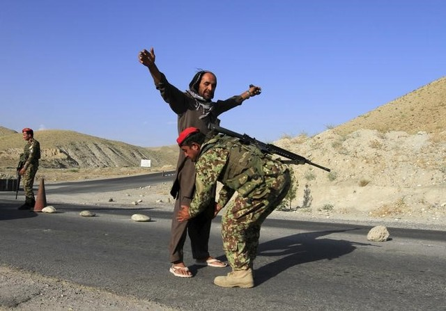 ISIS's Afghan Presence Shrinks to Three Districts
