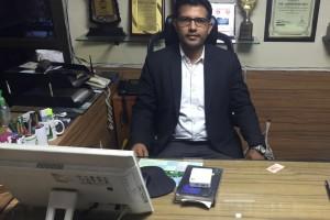 Prashant Patel, Advocate
