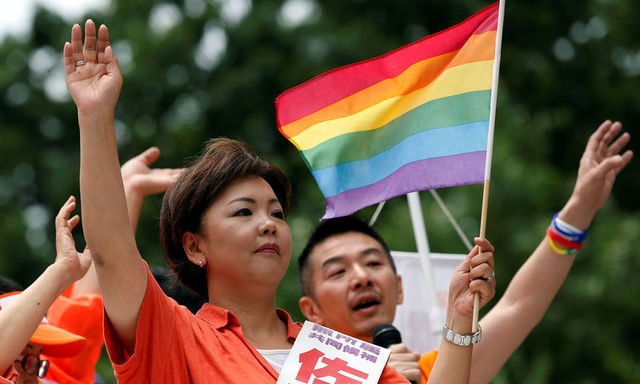 Japan's Ruling Party Manifesto Brings LGBT Rights Out of Closet But Equality Still a Dream