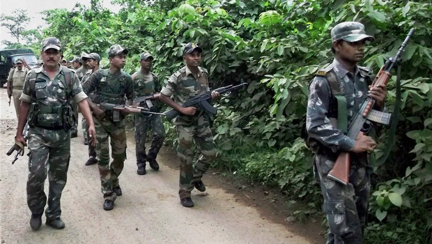 14 Naxals Killed in 'Encounter' in Maharashtra