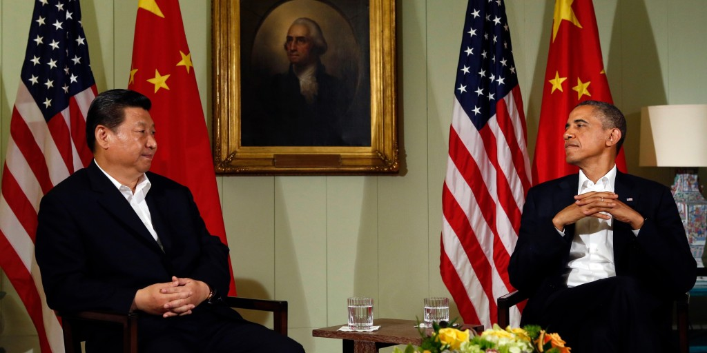China, the US and a Rules-Based Order for the South China Sea