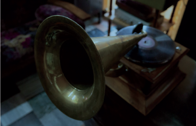 An American Collector's Quest for Rare Indian Gramophone Recordings