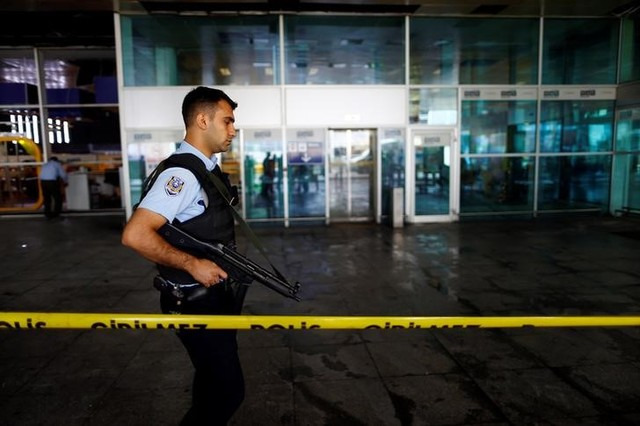 Turkey Identifies Airport Bombers as Russian, Uzbek and Kyrgyz Nationals