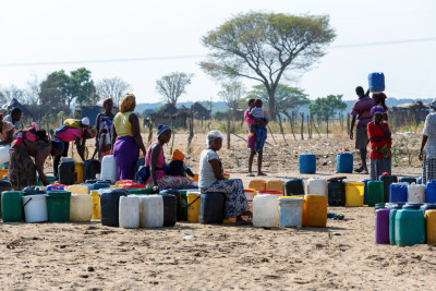 What Africa's Drought Responses Teach Us About Climate Change Hotspots