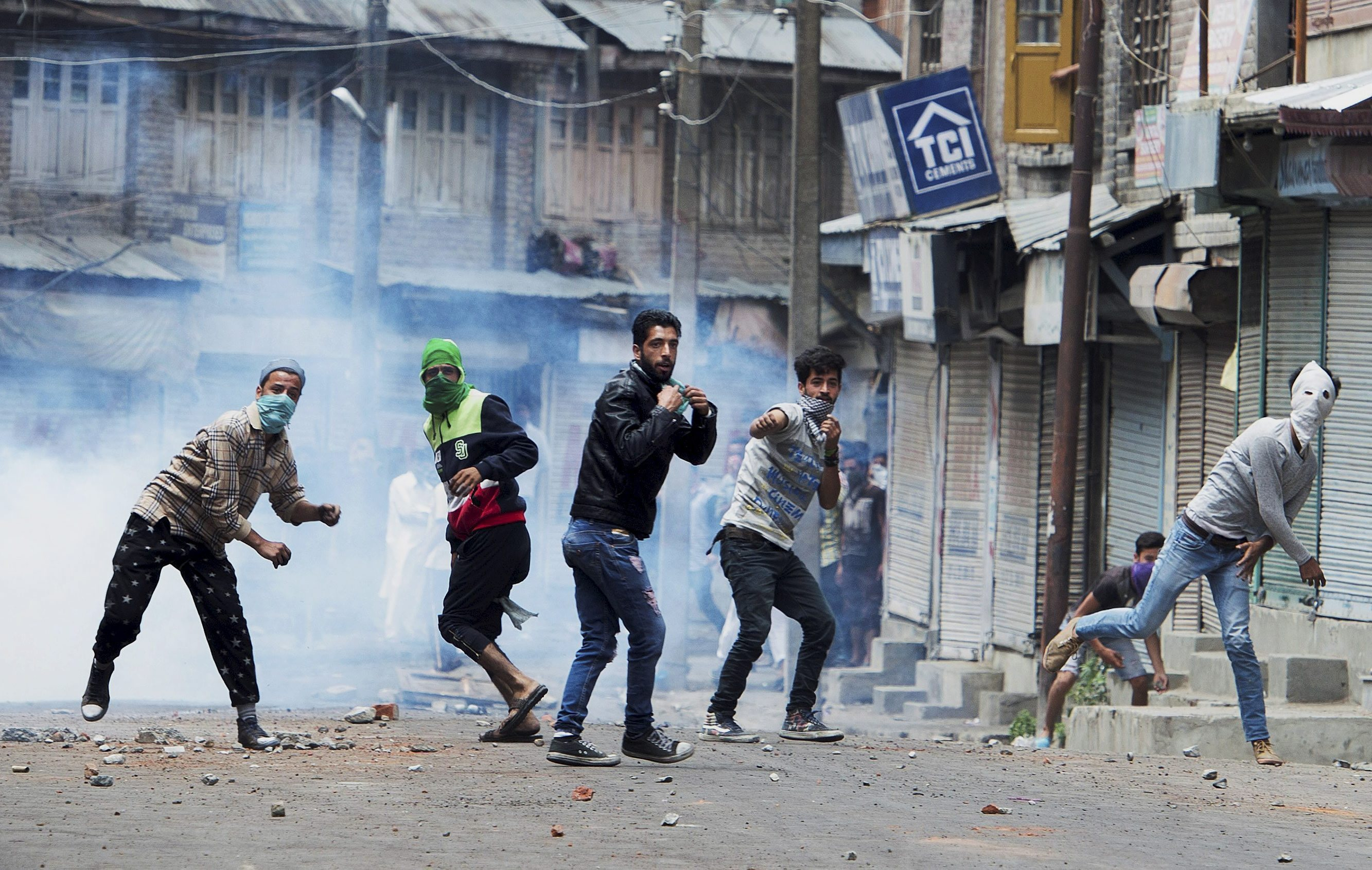The End of Burhan Wani: 'Capture' Rather Than 'Kill' is Better for National Security