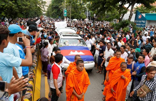 Cambodia: Government Critic Kem Ley Shot Dead in the Capital