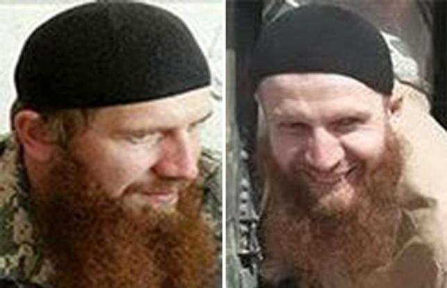 ISIS Says 'Minister of War' Shishani Killed in US Air Strike