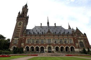 The Permanent Court of Arbitration at The Hague. Credit; Reuters