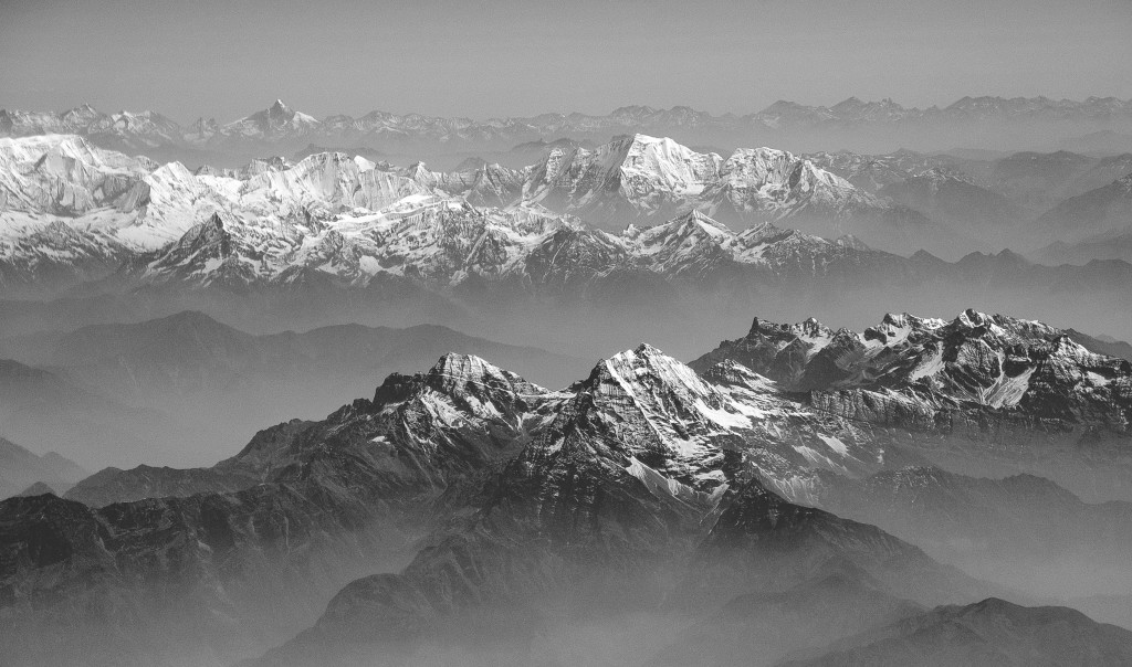 Iqbal's iconic 'Sare jahan se achha' is rife with geographical references, including to the formidable Himalayas. Representational image. Credit: Wikipedia