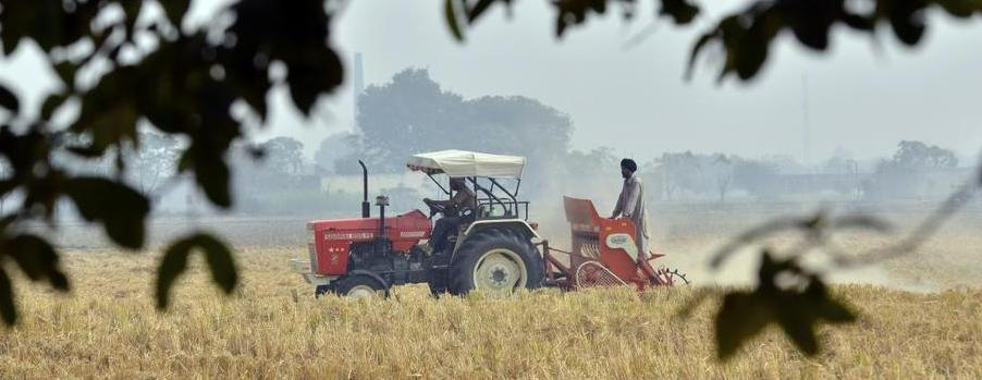 What is the Future of Agriculture in India?