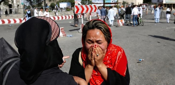 Islamic State Targets Shias in Kabul, 80 Killed in Deadly Terror Attack
