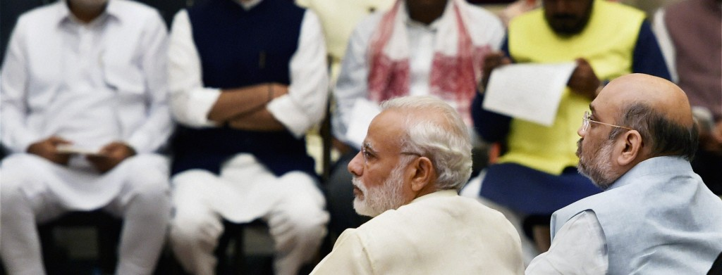 A Guide to the Winners and Losers In Modi's Cabinet Reshuffle