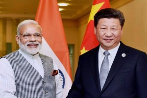 File photo of Prime Minister Narendra Modi and Chinese President Xi Jinping. Credit: PTI