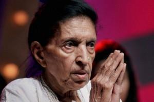 A file photo of singer Mubarak Begum. Credit: PTI