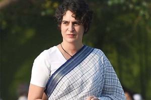 Priyanka Gandhi. Credit: PTI