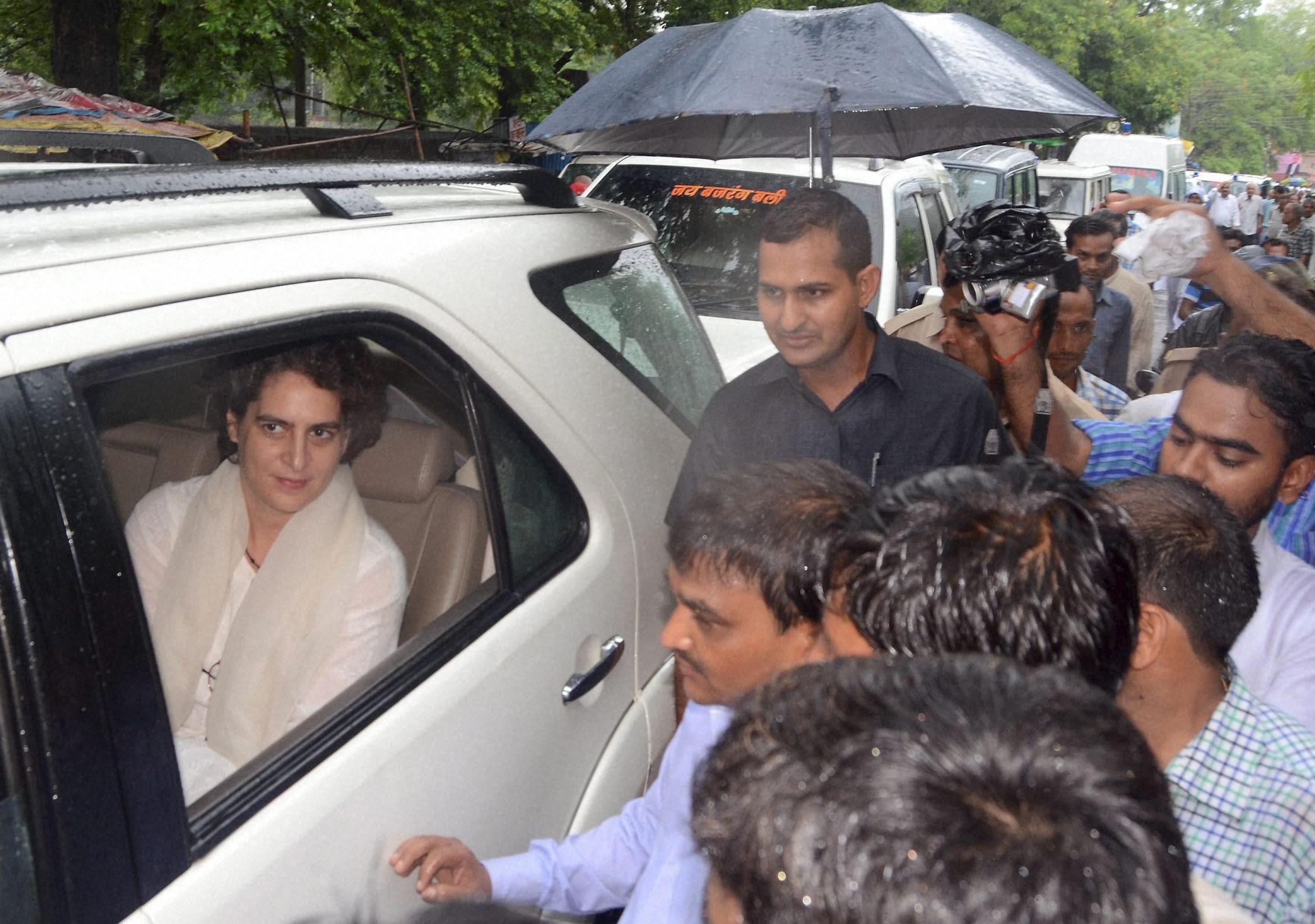 Waiting for Priyanka, the Congress Contemplates Its Future