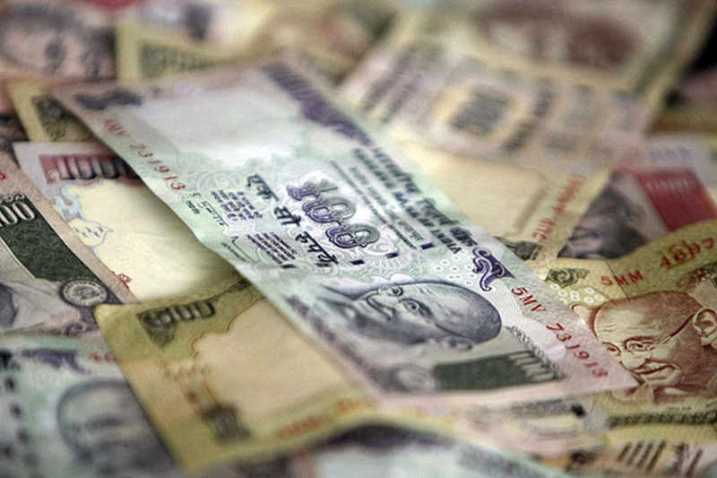 Rupee Reaches 68-Level After Tumbling 32 Paise
