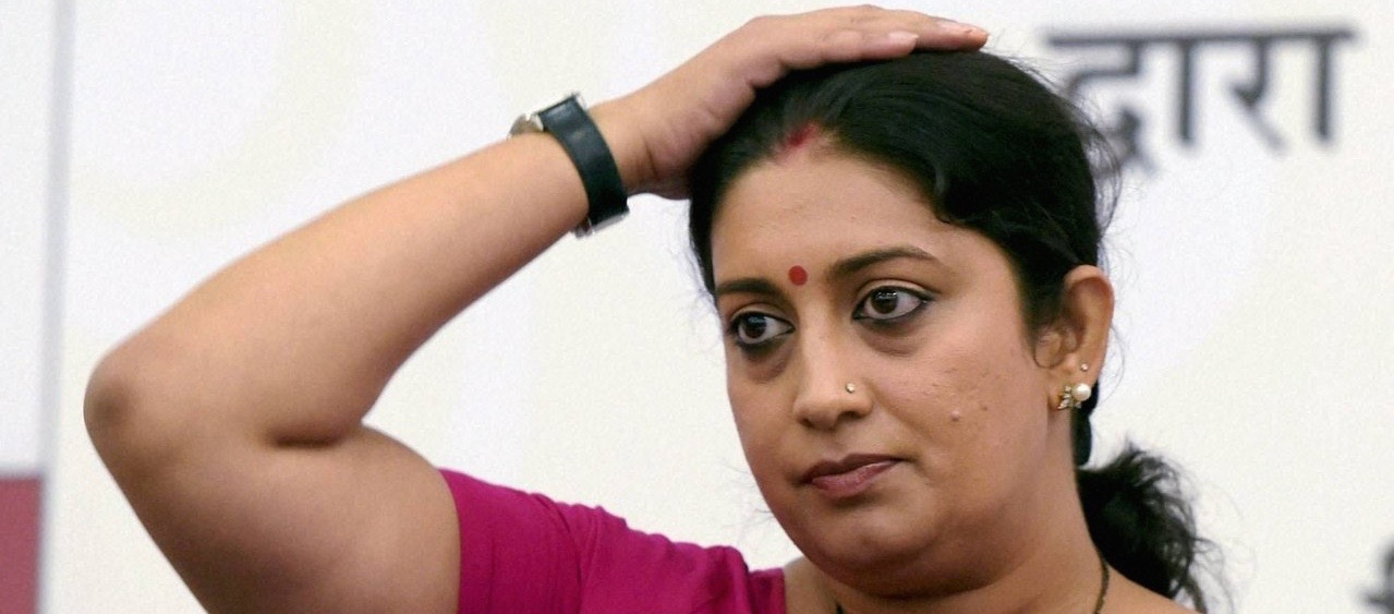 Smriti Irani's Legacy: Hard to Forget and Harder to Forgive