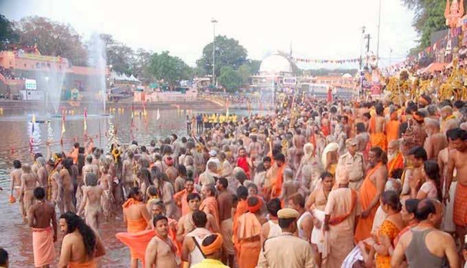 Shipra, the Dying River Flowing Through the Kumbh Mela
