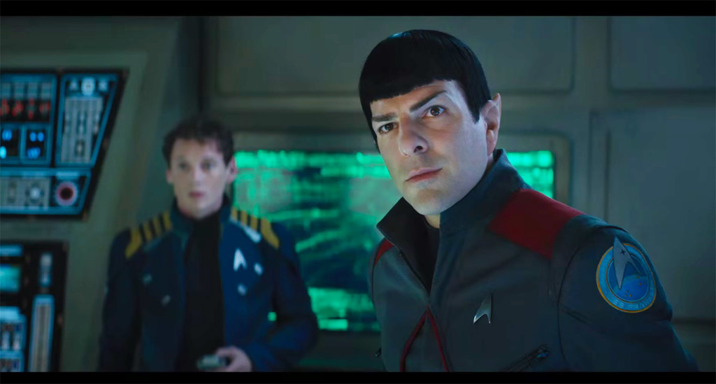 Review: 'Star Trek Beyond' Updates the Formula While Working Within It