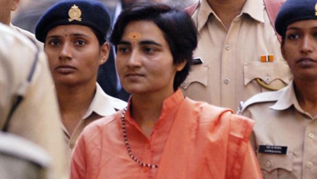 Malegaon Blast Victim's Father Asks Court to Bar Pragya Singh Thakur From Contesting