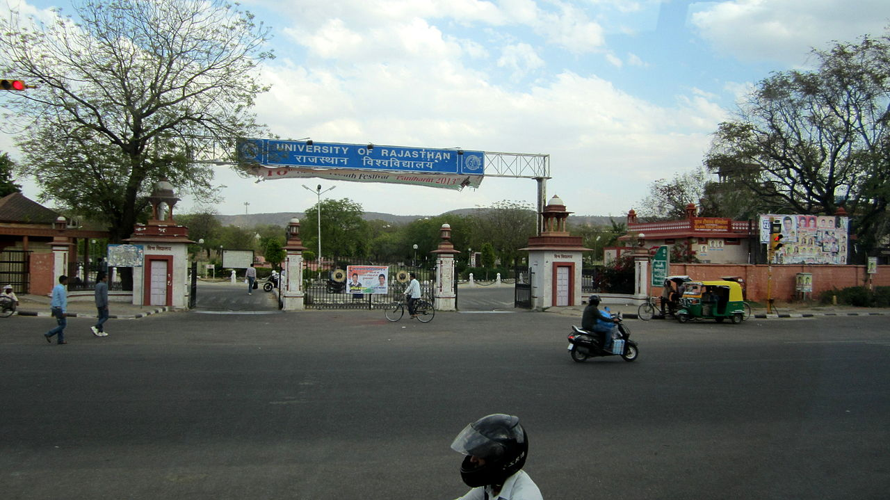 University of Rajasthan Silent Over Plagiarism Complaints Against Professor