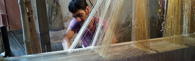 With a Change of Garb, Smriti Irani Could Transform Handlooms From Irrelevant to Dynamic