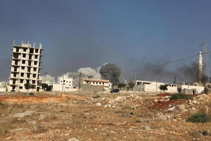 Syrian Rebels Launch Major Assault to Break Siege on Aleppo