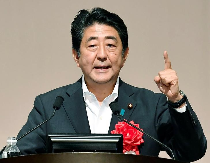 Japan PM Aims to Create Stability with Cabinet Reshuffle