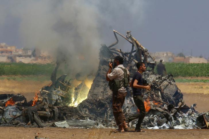 Air Strike Kills Top Commander of Former Nusra Group in Syria