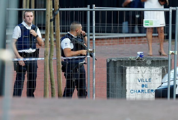 Machete Attack in Belgium: ISIS Claims Responsibility
