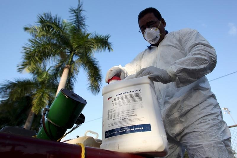 Zika-Related Public Health Emergency in Puerto Rico