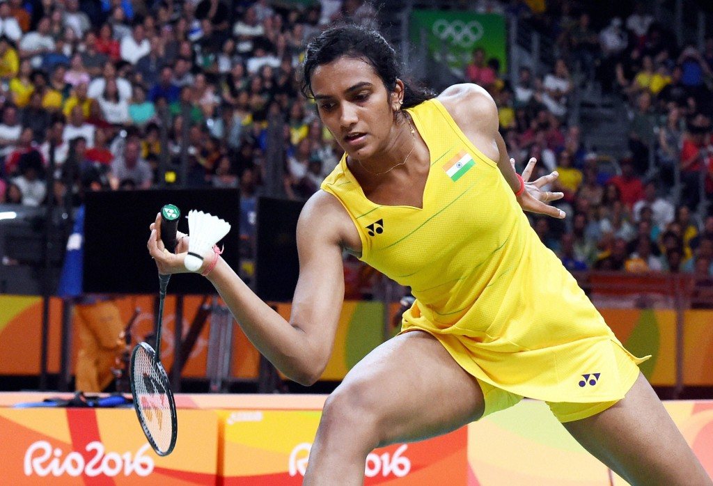 P.V. Sindhu, Well on the Road to Being the Best