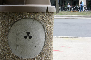 Radiation. Credit: drexler/Flickr, CC BY 2.0