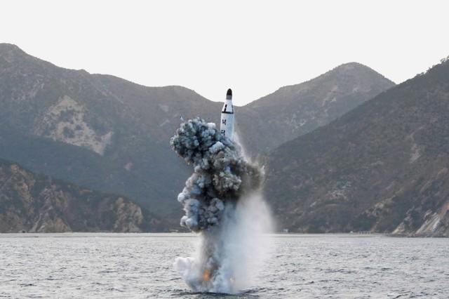 North Korea Fires Ballistic Missile at Japan