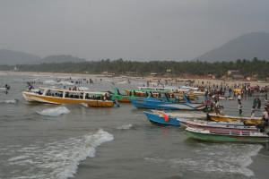 On the coast of Karnataka, 2012. Credit: jimmcd/Flickr, CC BY 2.0