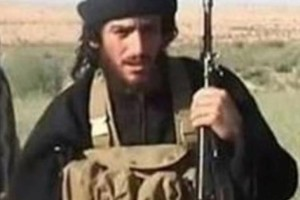 ISIS spokesman and head of external operations Abu Muhammad al-Adnani is pictured in this undated handout photo, courtesy the US Department of State.  Credit: Reuters