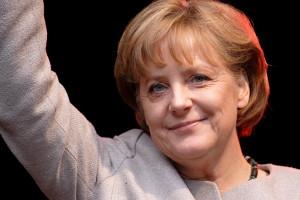 Angela Merkel in 2008. Credit: Wikimedia Commons