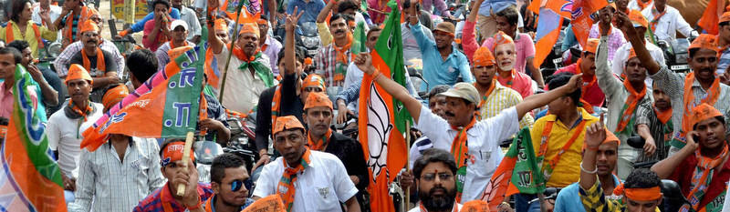 The BJP's Response to Dalit Protests Only Emphasises Contradictions in Its Hindutva Ideology