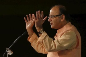 Finance minister Arun Jaitley. Credit: Reuters
