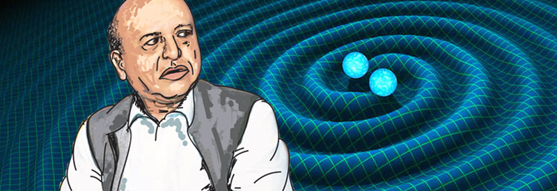 Interview: Sanjeev Dhurandhar, a Doyen of Gravitational Wave Physics in India