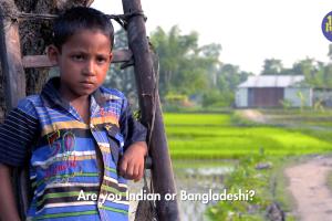 India-Bangladsh enclave